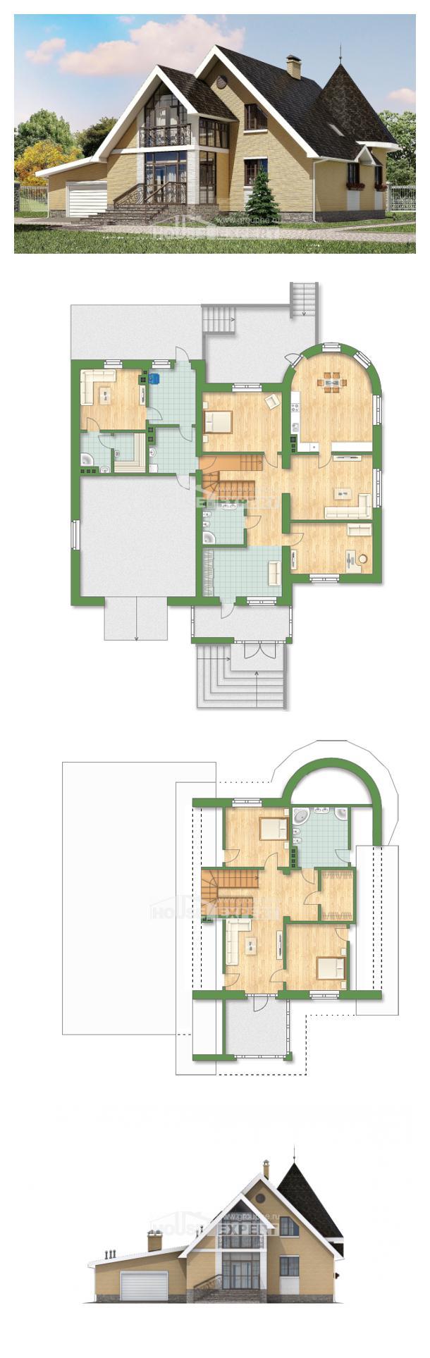 Проект дома 250-001-Л | House Expert